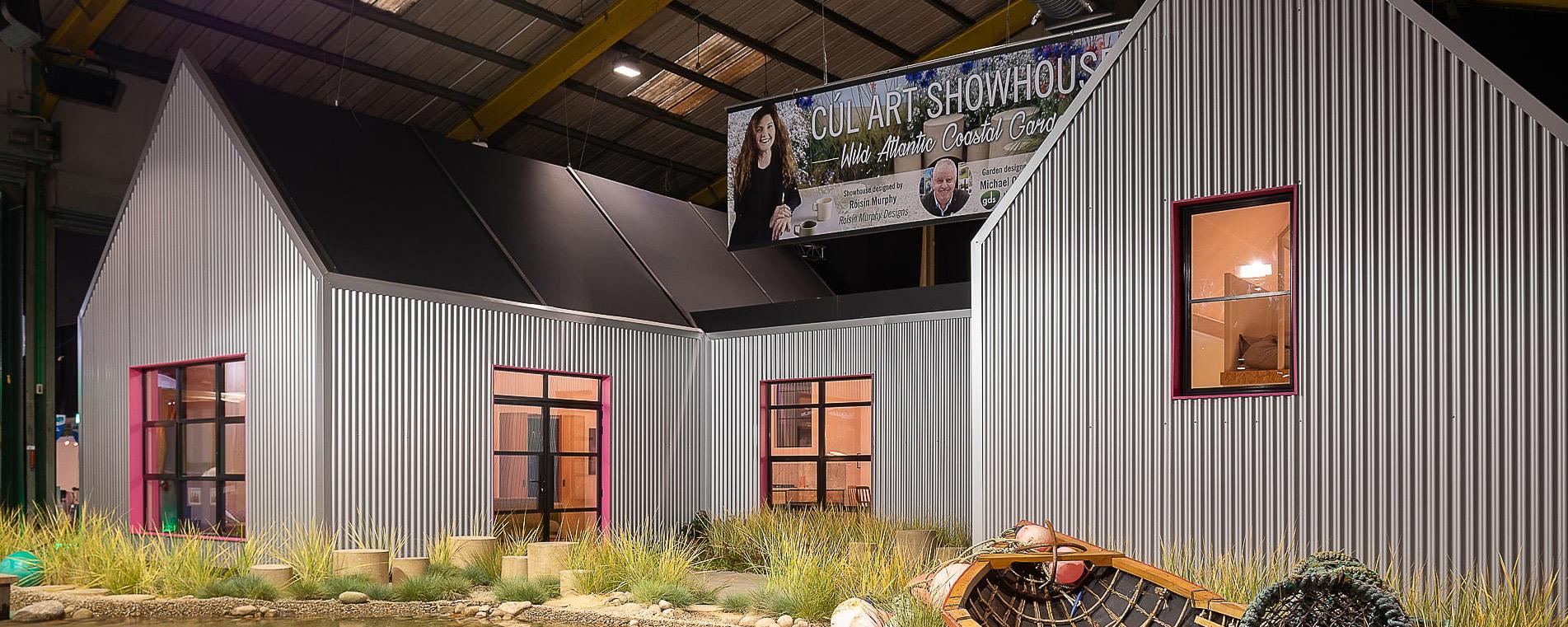 Cul Art Showhouse