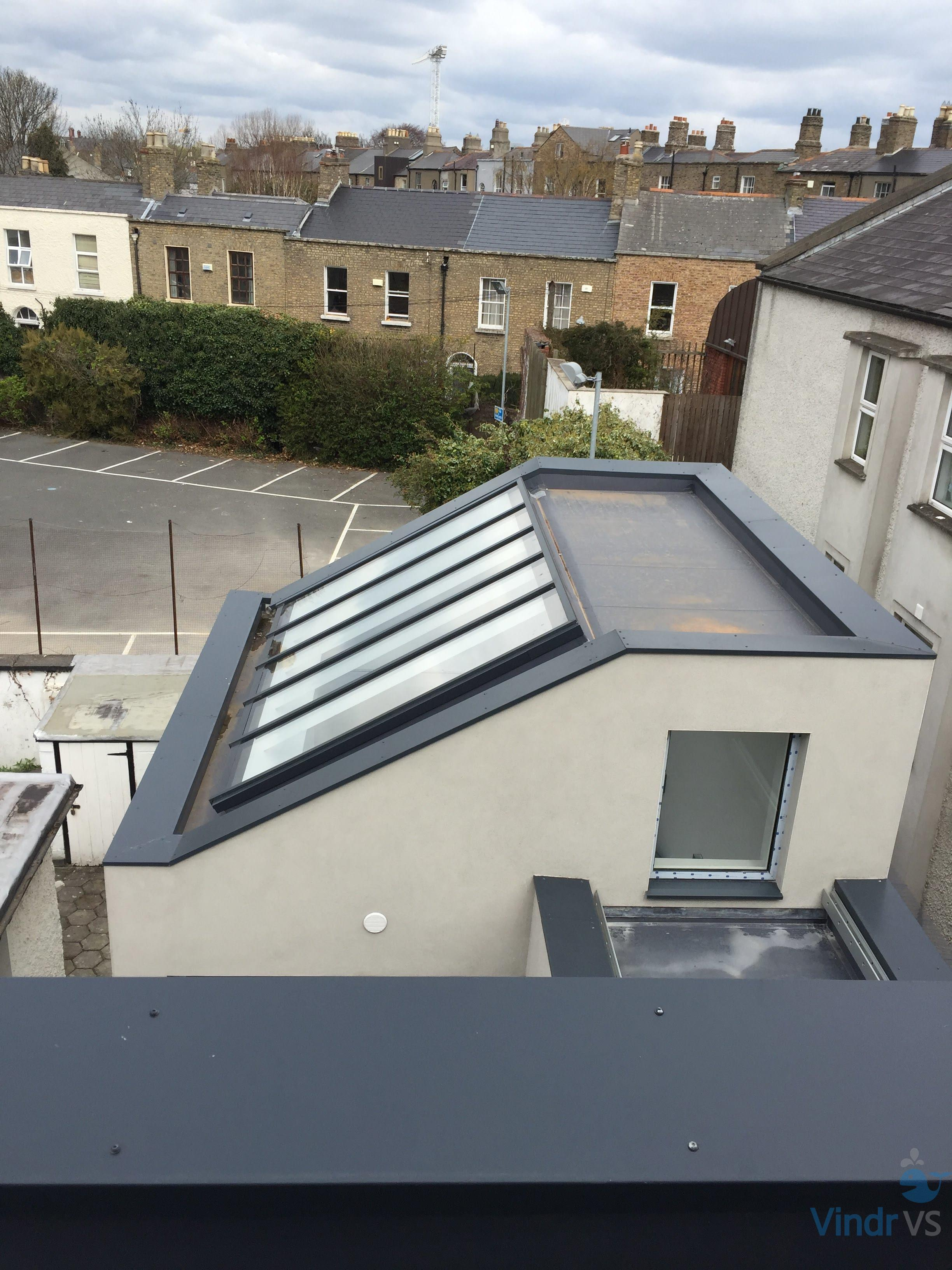 Flush Rooflight